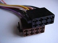 Awe Inspiring Connectors For Car Audio Wikipedia Wiring Cloud Xortanetembamohammedshrineorg