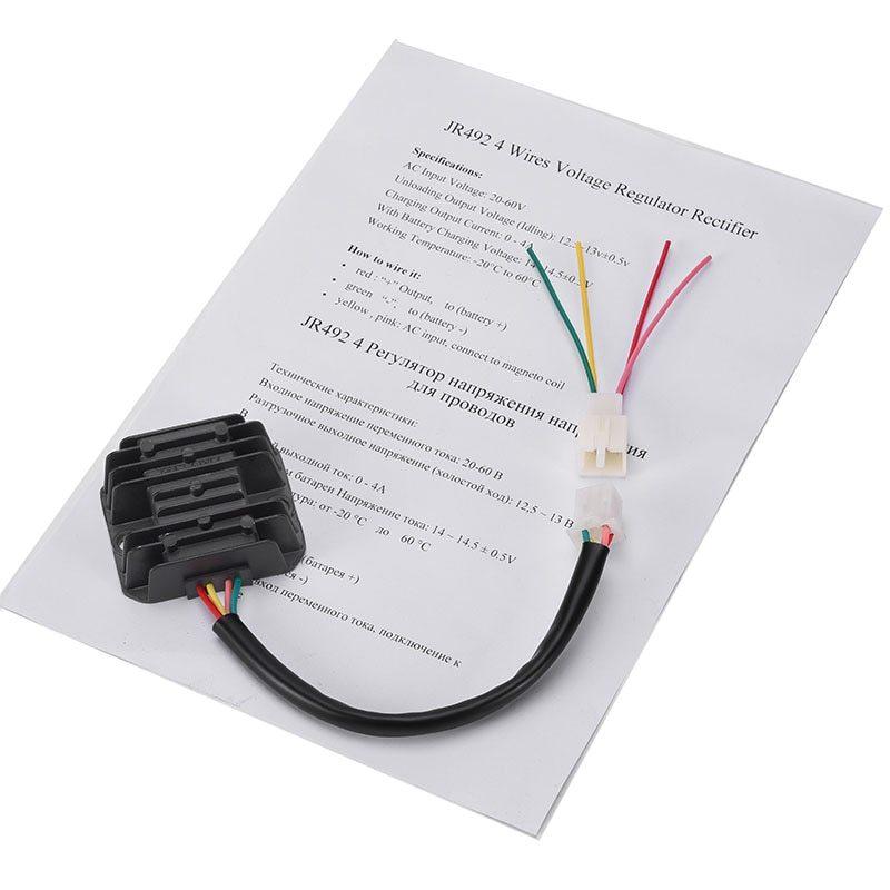 xc7665 voltage regulator test additionally 5 wire