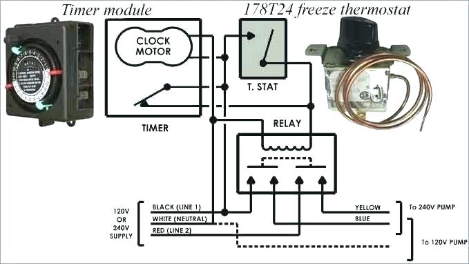 nx7903 pool pump timer wiring diagram also pool pump timer