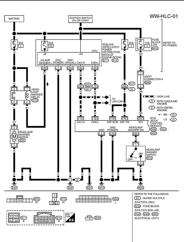 Nissan Micra K40 Wiring Diagram   Fusebox and Wiring Diagram ...
