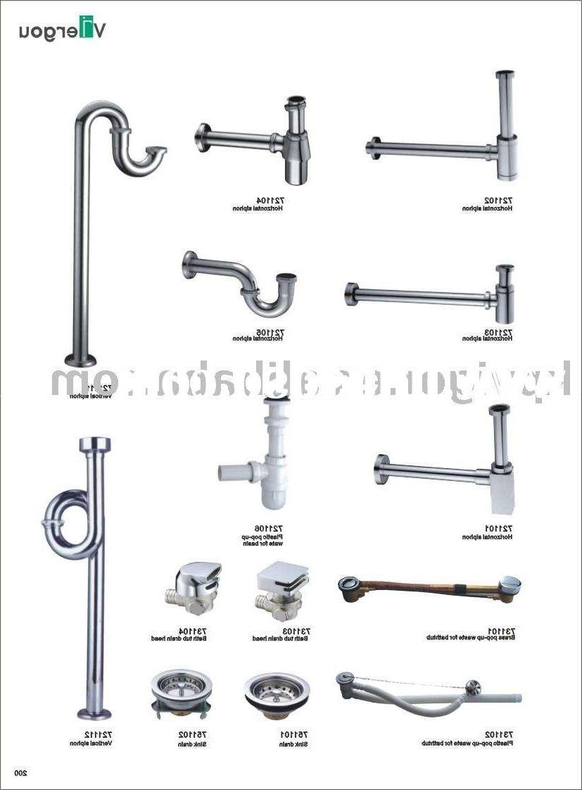 Cm 7538 Bathroom Sink Plumbing Diagram