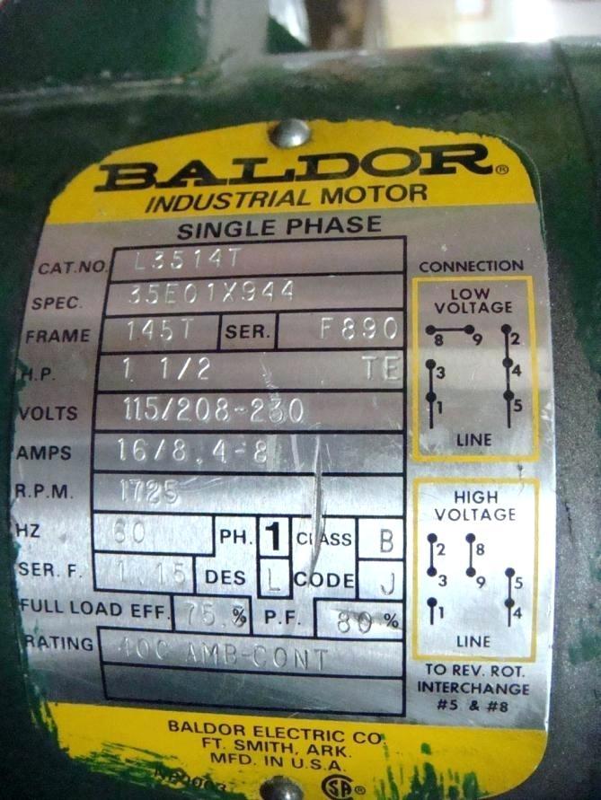 HB_1901] Phase Images Of Baldor Industrial Motor Wiring Diagram Wire Diagram  Free DiagramAcion Acion Oxyt Dupl Rosz Retr Ospor Heeve Mohammedshrine Librar Wiring 101