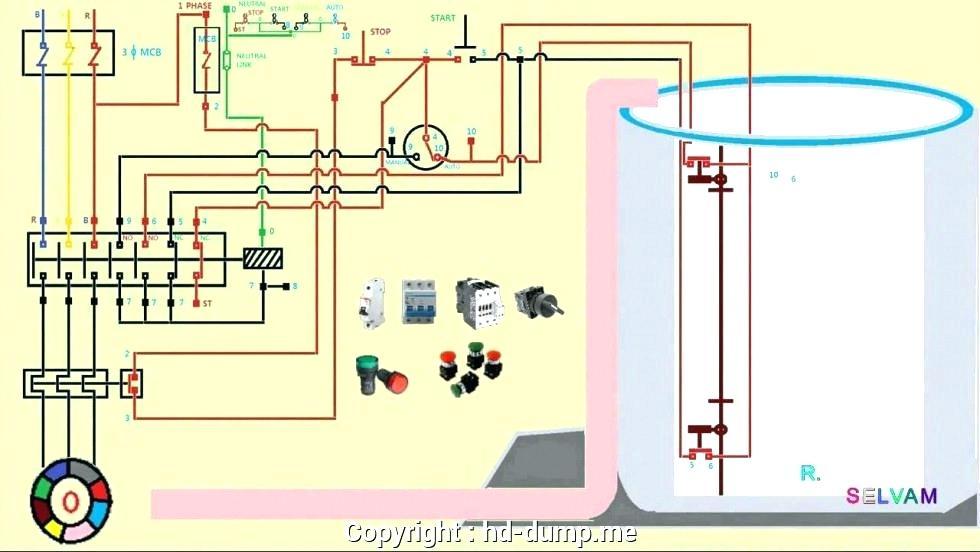 3 Phase Sump Pump Wiring Diagram
