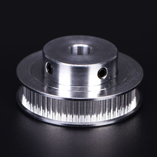 Terrific Gt2 Timing Belt Pulley Aluminum 8Mm Bore 60 Teeth For Reprap 3D Wiring Cloud Timewinrebemohammedshrineorg
