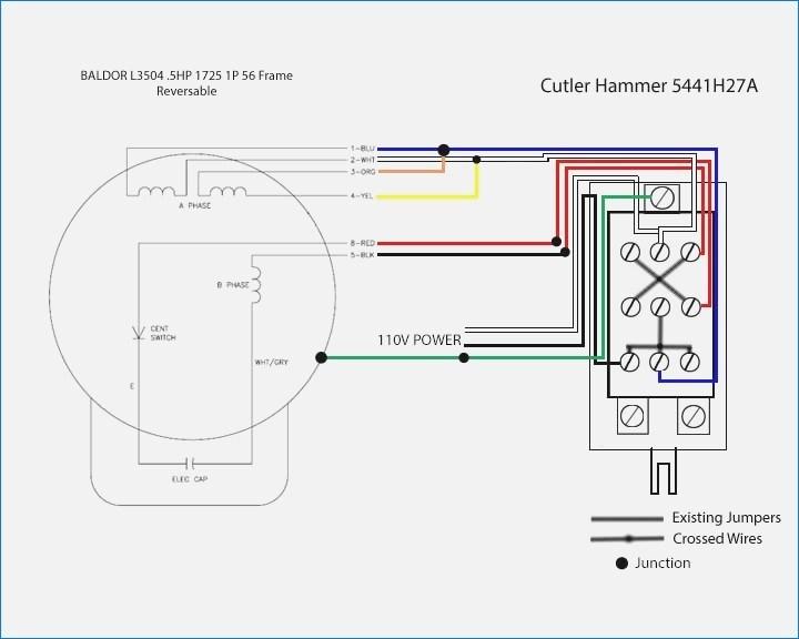 Baldor 5hp Single Phase Motor Wiring Diagram