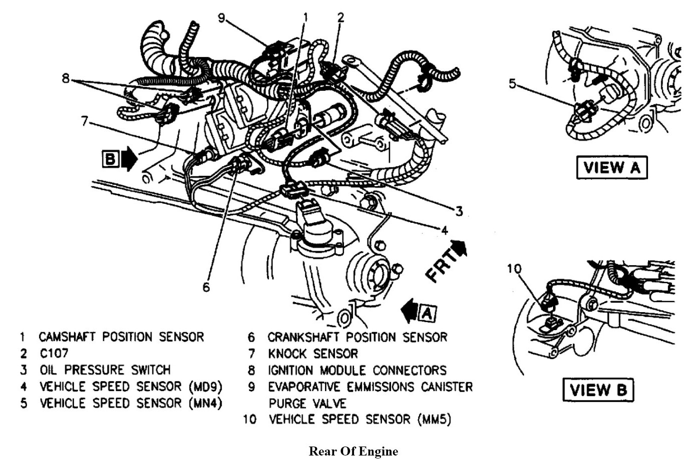 pontiac 2 2 engine diagram schematics gmc 2 2 engine schematics wiring diagram data  gmc 2 2 engine schematics wiring