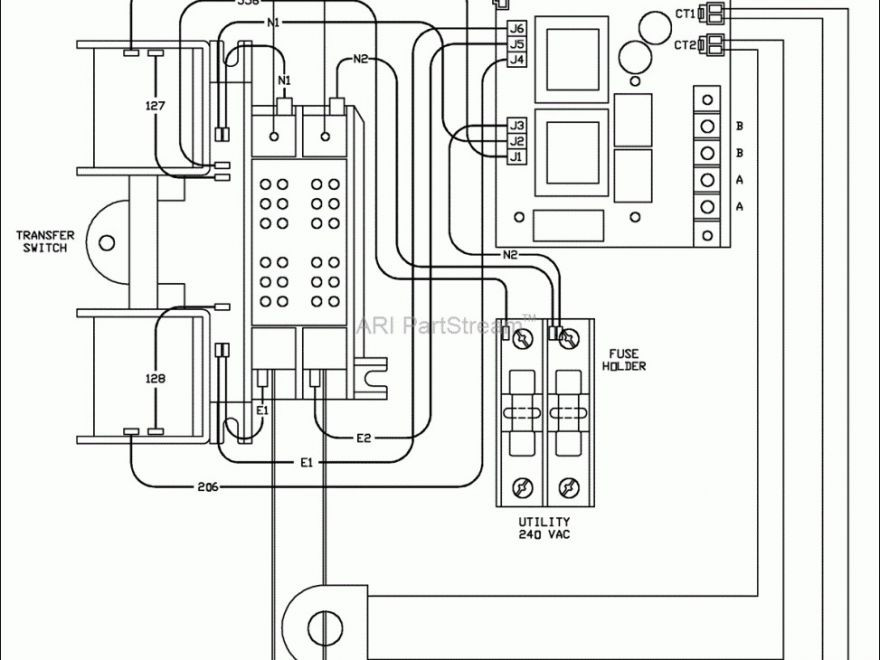 Stupendous Generac 200 Amp Transfer Switch Wiring Diagram Regular Generac 200 Wiring Cloud Onicaalyptbenolwigegmohammedshrineorg