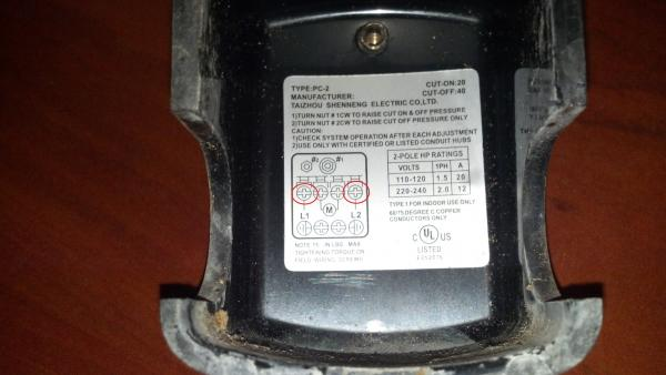 Astounding I Am Rewiring A Well Pump Can You Help Me With The Wiring Diagram Wiring Cloud Ymoonsalvmohammedshrineorg