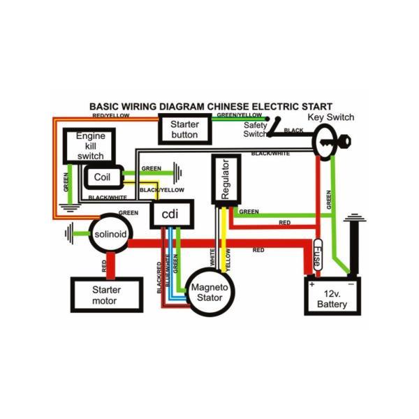 [SCHEMATICS_4NL]  125cc Pit Bike Wiring Diagram Electric Start - Wiring Diagram Source   Lifan 125cc Pit Bike Wiring Diagram      savemoney.gg