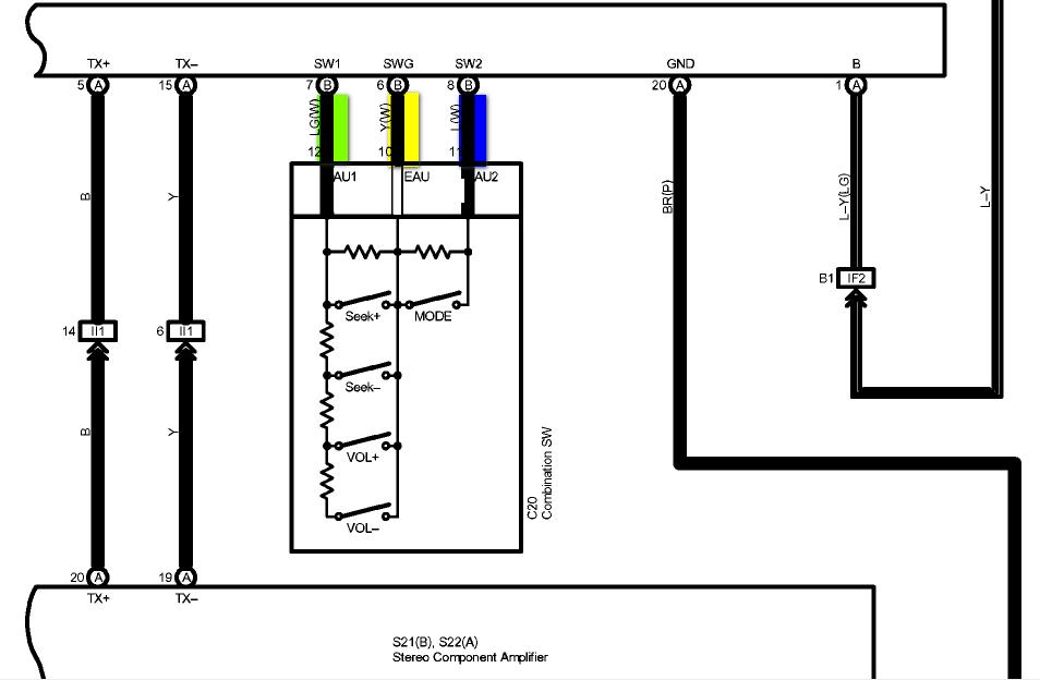 Groovy Toyota Car Radio Wiring Diagram Toyota Corolla Radio Wiring Diagram Wiring Cloud Onicaxeromohammedshrineorg