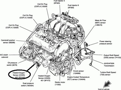 Fg 1791 2007 Mercury Milan Engine Diagram Schematic Wiring