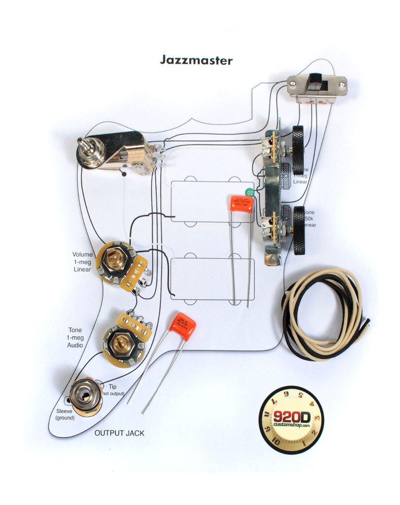 XD_7261 Fender Jaguar Wiring Diagrams Download Diagram [ 1023 x 809 Pixel ]