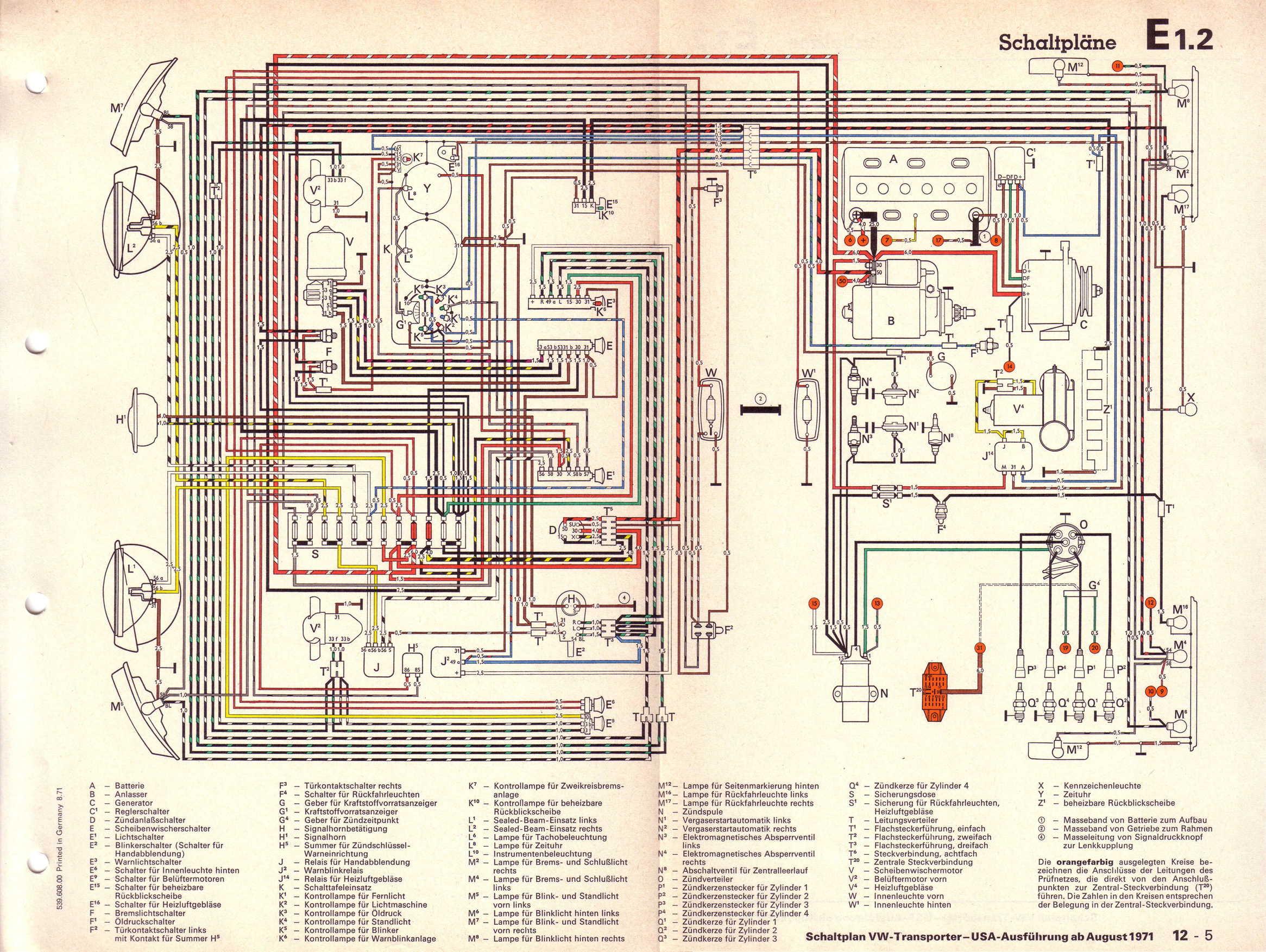[SCHEMATICS_4JK]  VF_2705] Volkswagen T3 Wiring Diagram | Light Switch Wiring Diagram Vanagon |  | Hemt Bepta Mohammedshrine Librar Wiring 101