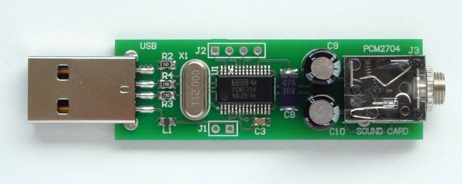 Outstanding Make A Sound Card With Pcm2704 Wiring Cloud Faunaidewilluminateatxorg