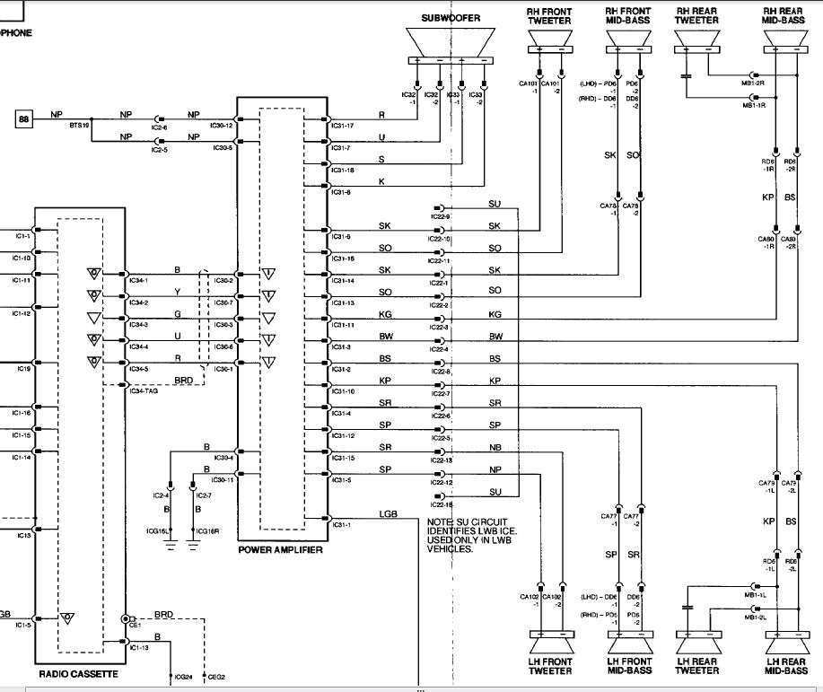 Pleasant Wiring Car Amp Auto Electrical Wiring Diagram Wiring Cloud Licukosporaidewilluminateatxorg