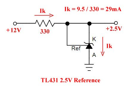 Marvelous Experiments With Tl431 Shunt Regulator Wiring Cloud Timewinrebemohammedshrineorg