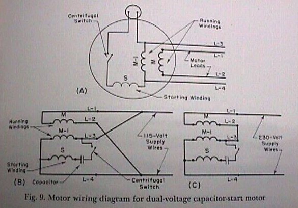 diagram for 220v motor wiring with capacitors wiring diagram for 220 motor kobe fuse10 klictravel nl  wiring diagram for 220 motor kobe