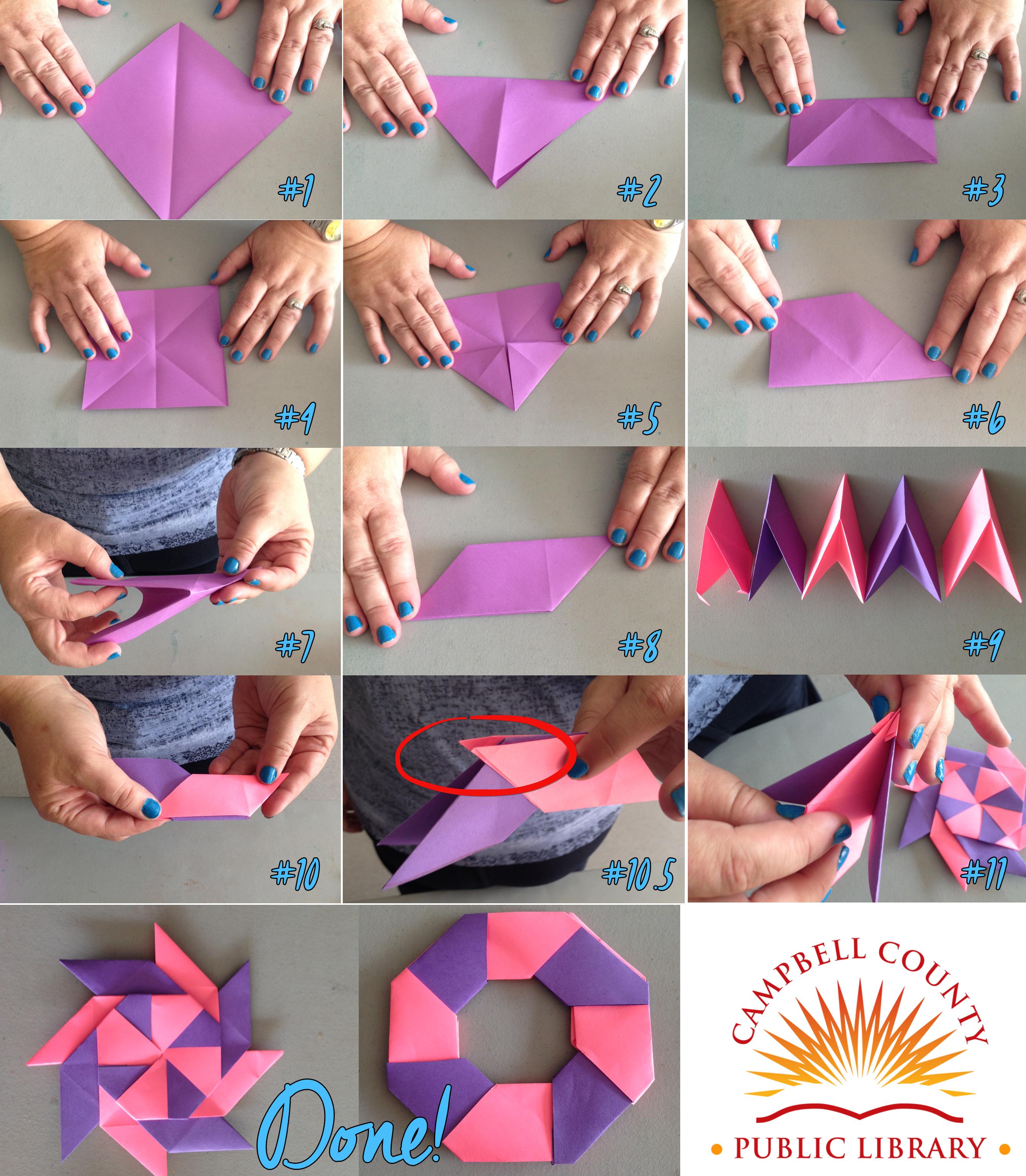 Suriken Oragami Ninja Star, Paper Ninja Stars, Origami - Origami ... | 3096x2700