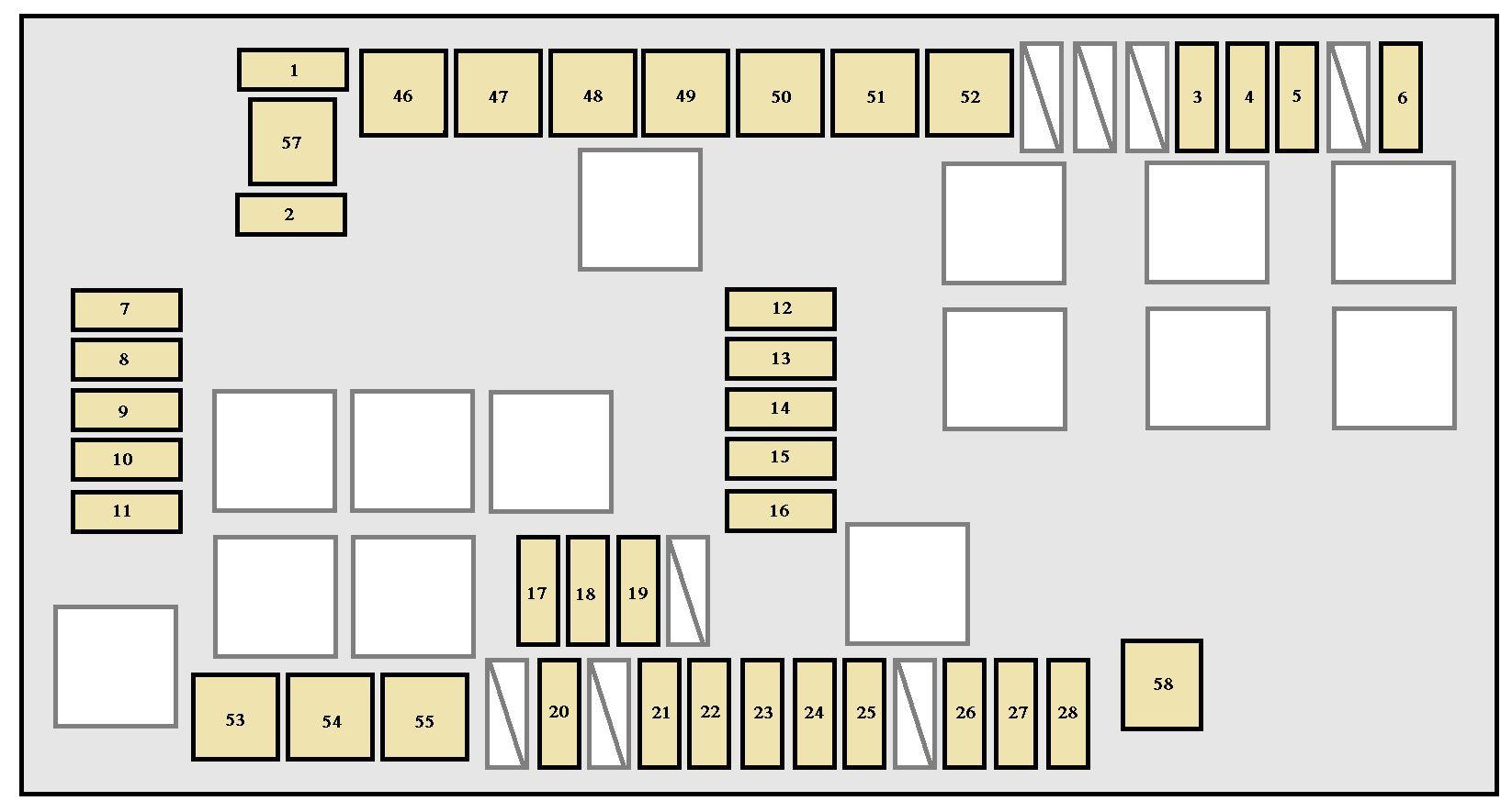 2005 toyota sequoia fuse diagram tz 7785  2004 toyota sienna xle fuse diagram  2004 toyota sienna xle fuse diagram