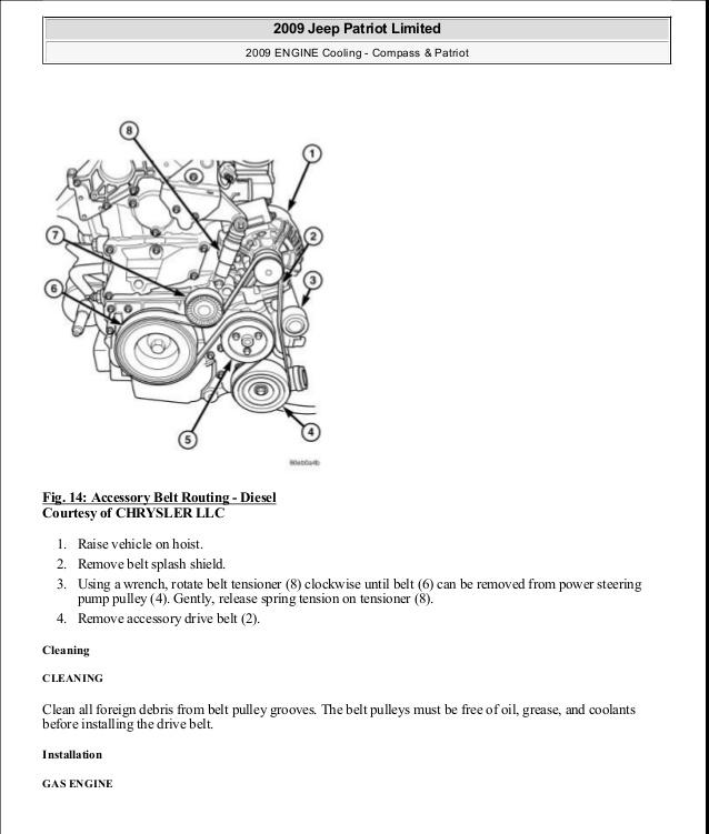 RS_3075] 2008 Jeep Patriot 2 0 Engine Diagram Schematic WiringOidei Hyedi Wigeg Mohammedshrine Librar Wiring 101