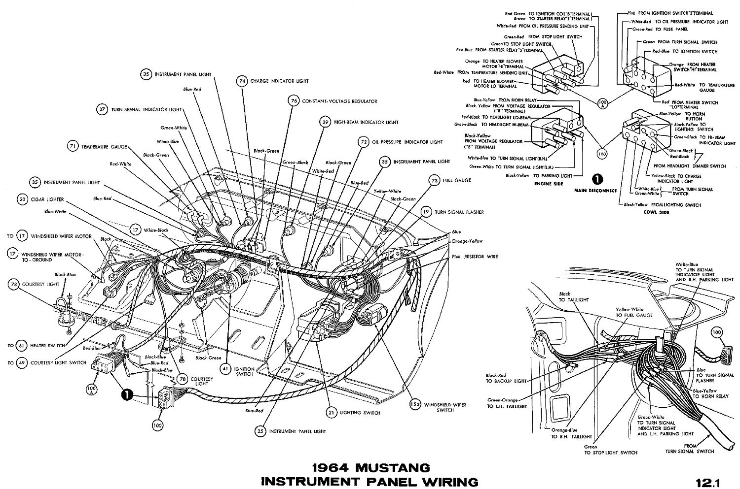 [DIAGRAM_5LK]  DR_8252] Ford Mustang Wiring Diagram On 1965 Mustang Horn Relay Wiring  Diagram Schematic Wiring | 1966 Mustang Instrument Wiring Diagram |  | Mill Ultr Mohammedshrine Librar Wiring 101