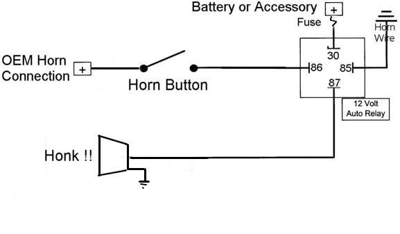 [QMVU_8575]  WX_7925] Gm Horn Wiring Diagram Free Diagram | Horn With Relay Wiring Diagram Bsa |  | Lukep Benkeme Benkeme Mohammedshrine Librar Wiring 101