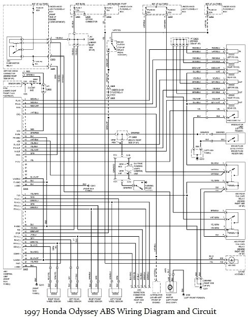 2008 Honda Odyssey Wiring Schematic Wiring Diagram Report A Report A Maceratadoc It