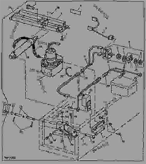 Wiring Diagram Deere Amt 600