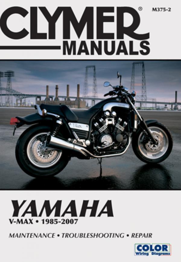 Sensational Yamaha V Max Vmx12 1985 2007 Repair Manuals Wiring Cloud Timewinrebemohammedshrineorg