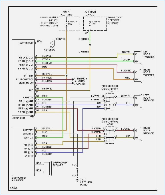 Wiring Diagram Nissan Altima 2003