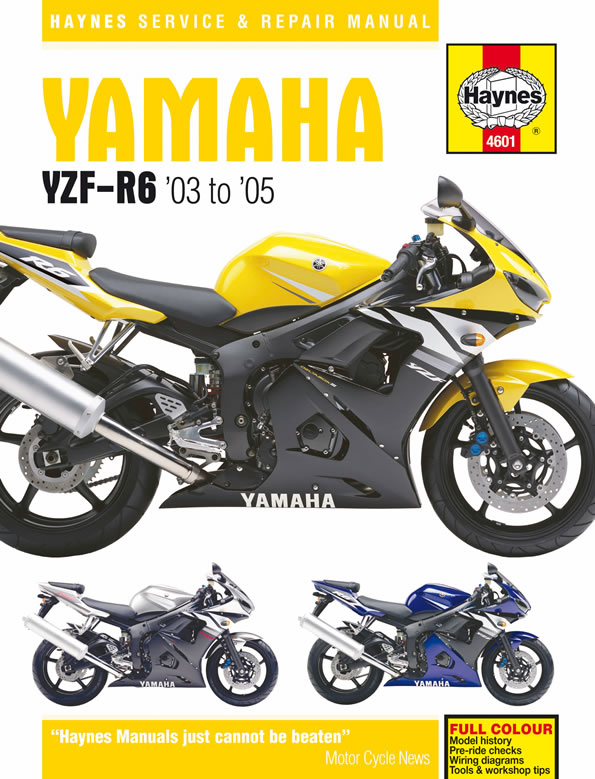Ro 2553 2005 Yamaha Yzf R6 Wiring Diagram Free Diagram