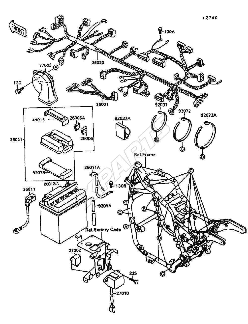 Do 8237 Kawasaki Vn1500 Wiring Diagram Wiring Diagram