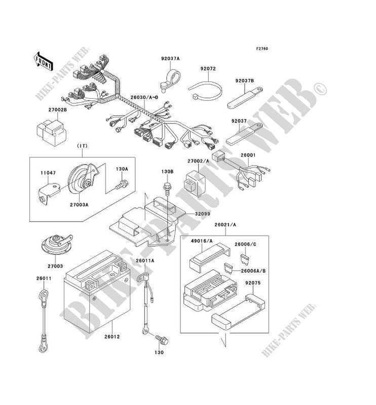 Hh 9348  Kawasaki Zzr 400 Wiring Diagram Schematic Wiring