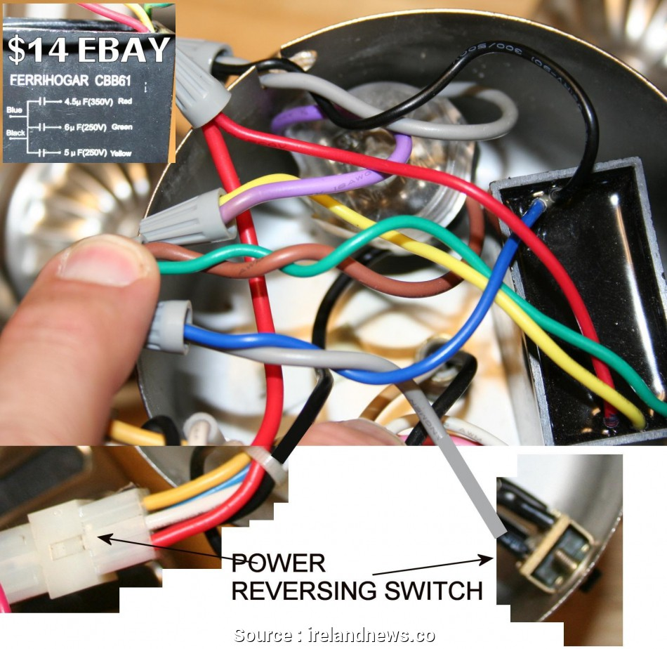 Ceiling Fan 3-Wire Capacitor Wiring Diagram from static-assets.imageservice.cloud