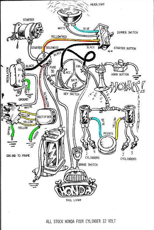 YN_1785] Cb750 Simplified Wiring Diagram Free DiagramOliti Gram Epsy Terch Dimet Mecad Elae Mohammedshrine Librar Wiring 101