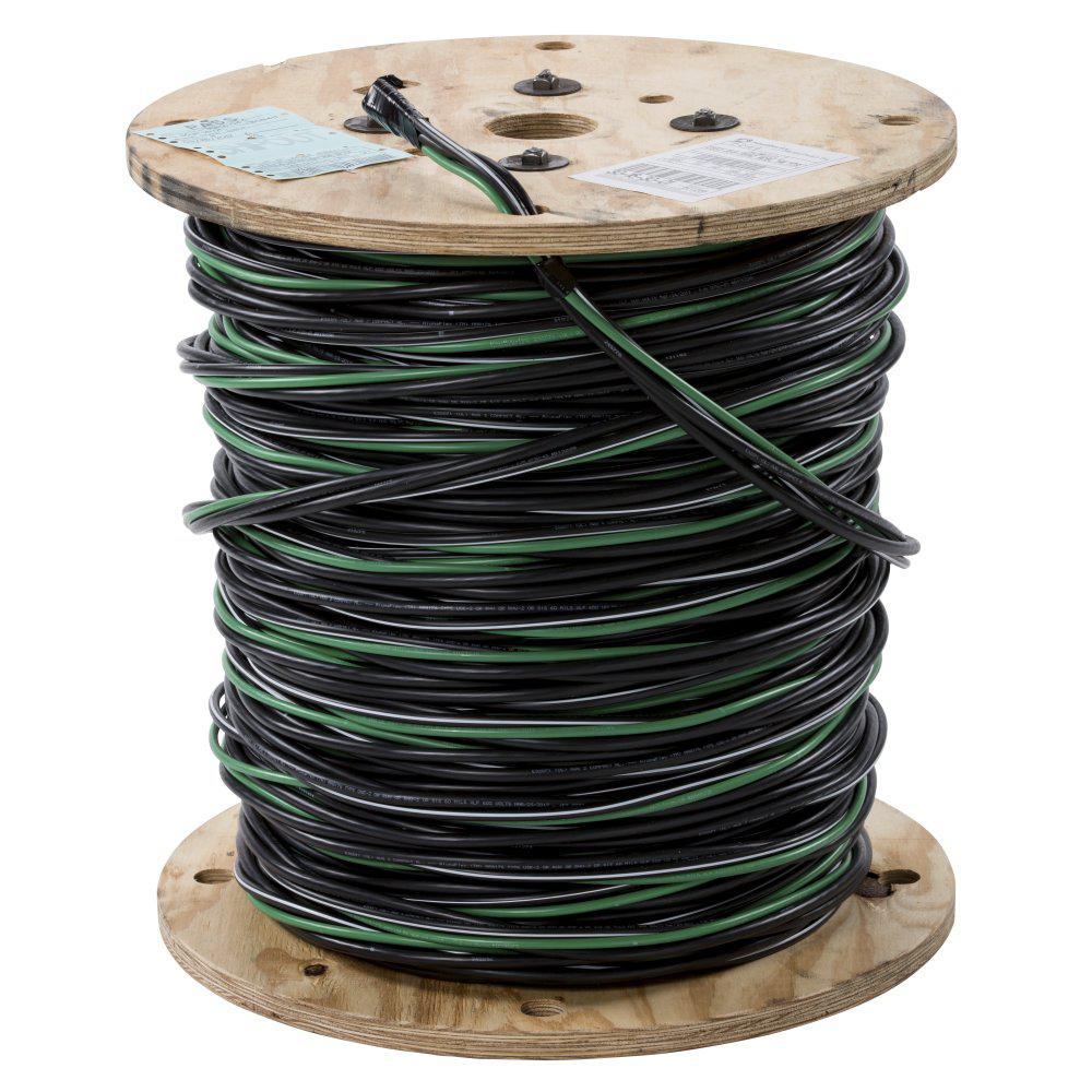 Pleasing Southwire 500 Ft 2 2 4 6 Black Stranded Al Mhf Use 2 Cable 30163001 Wiring Cloud Counpengheilarigresichrocarnosporgarnagrebsunhorelemohammedshrineorg