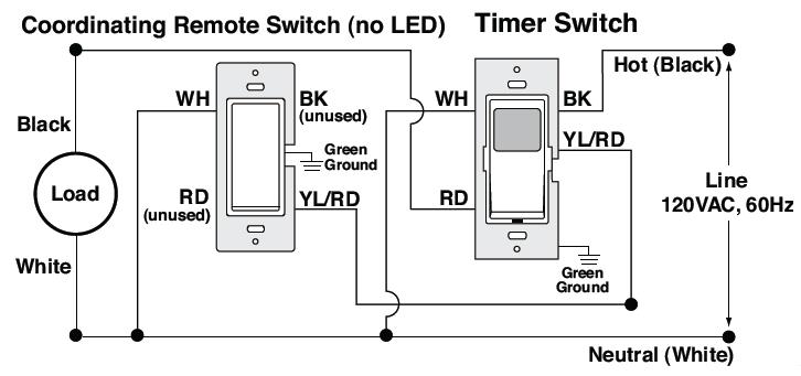 Leviton Photo Switch Wiring Diagram