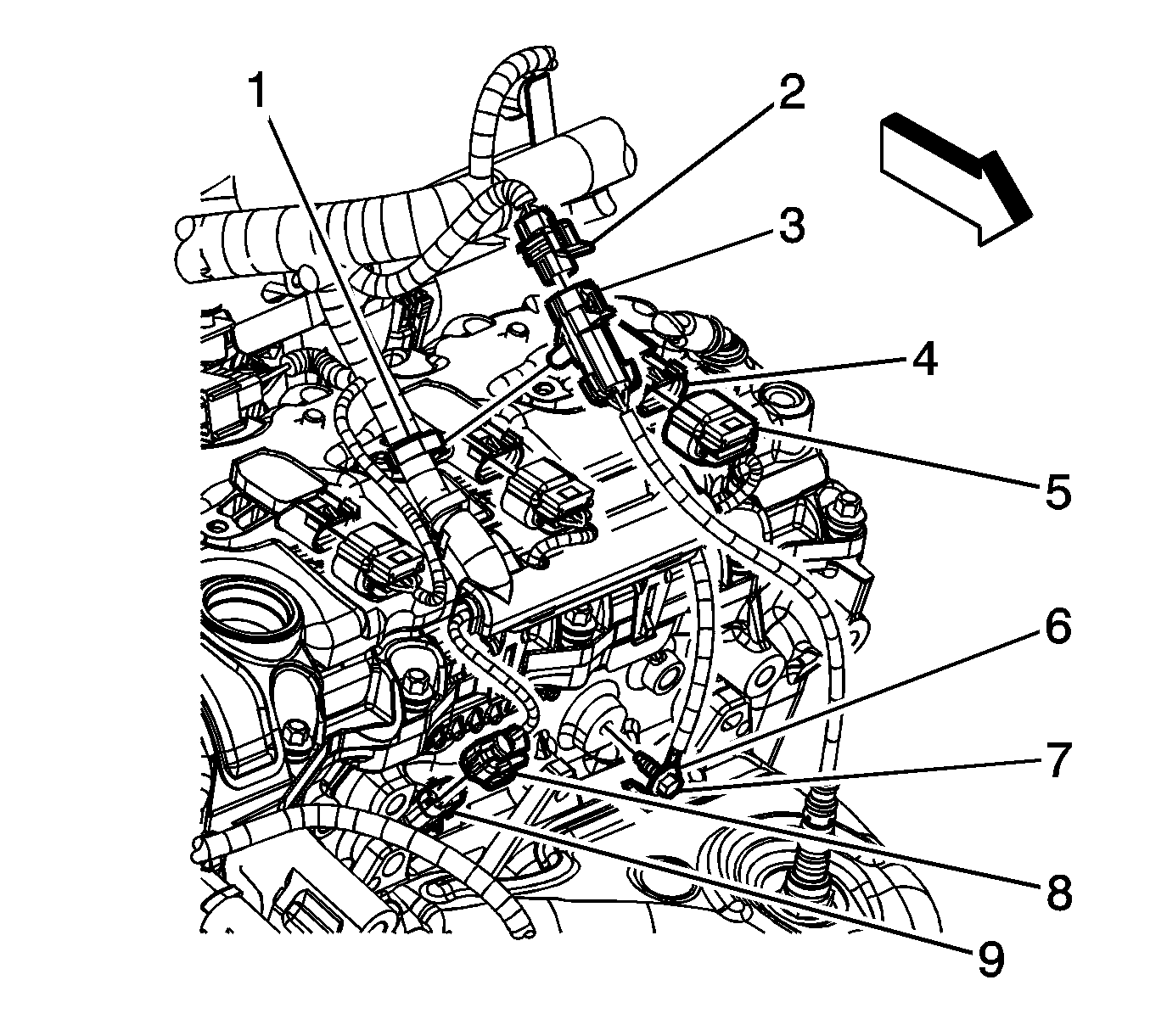 2009 Chevy Traverse Engine Sensor Diagram Wiring Diagram Wiper C Wiper C Bujinkan It