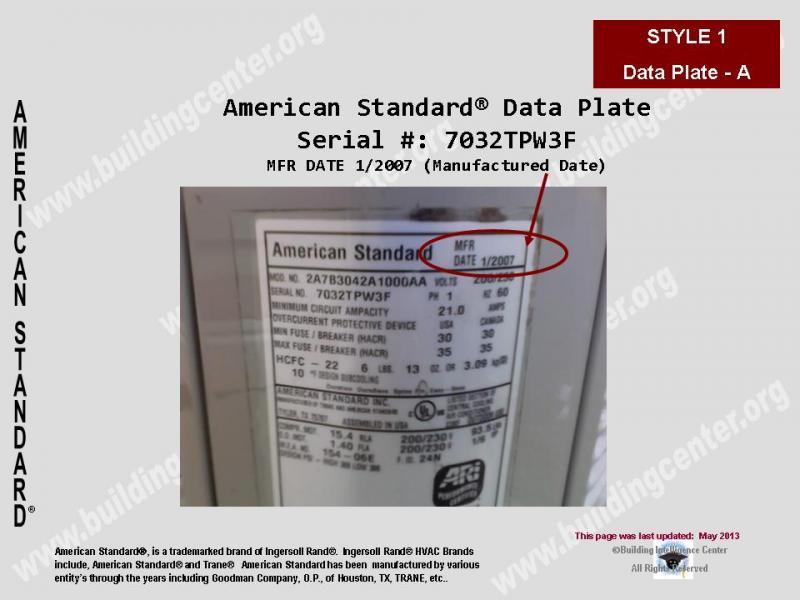 american standard heritage 10 heat pump wiring diagram