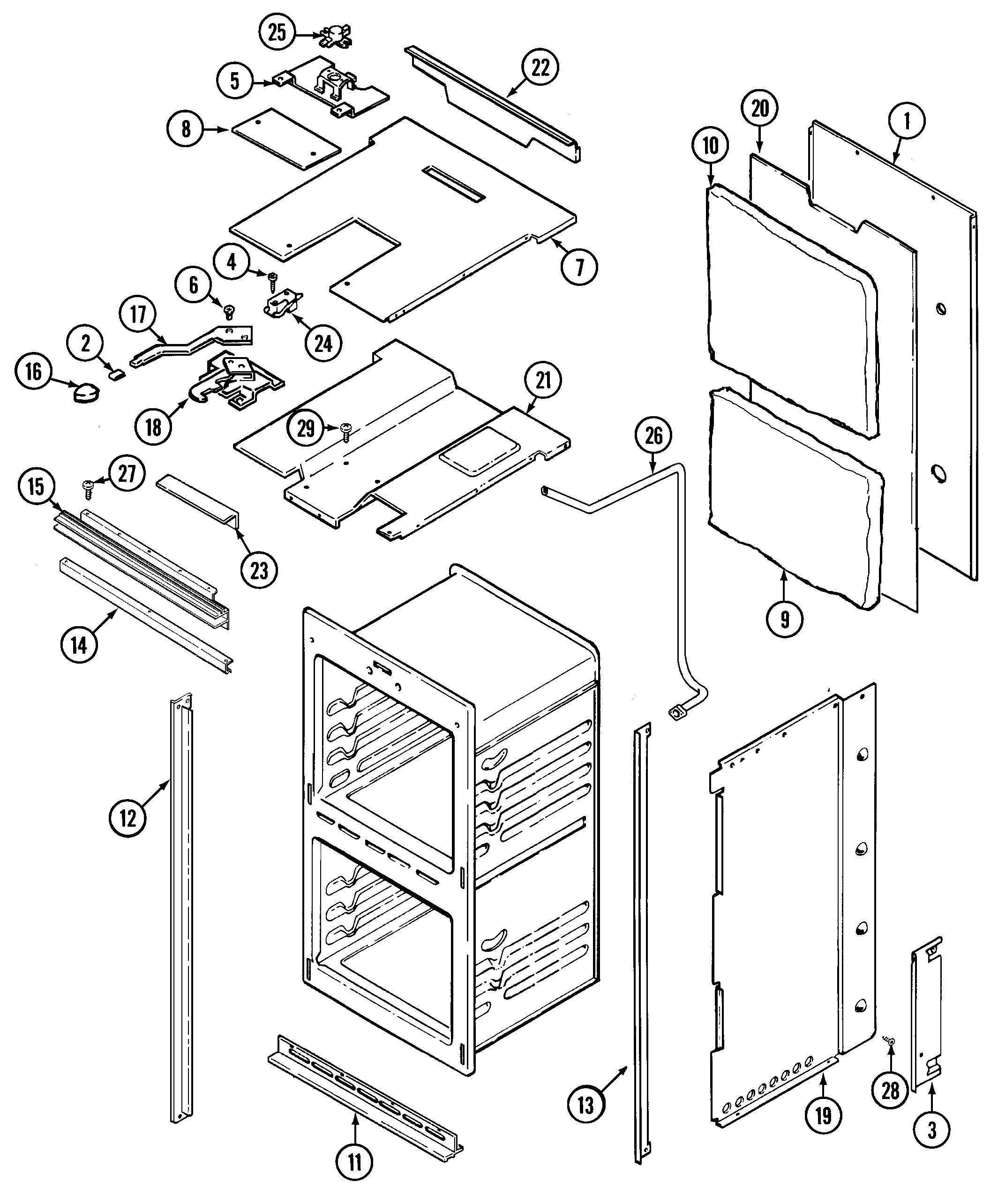 Rn 5982 Magic Chef Microwave Wiring Diagram Schematic Wiring