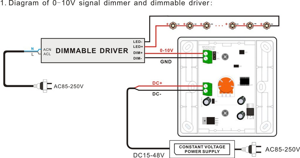 wiring diagram for led dimmer ey 2115  30ma led dimmer circuit diagram  ey 2115  30ma led dimmer circuit diagram