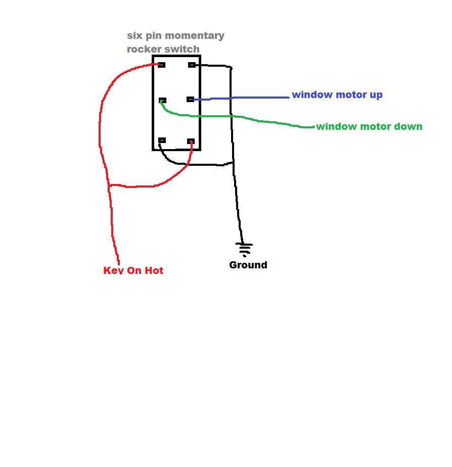 بناء على هدف بطلاقة 40 pin rocker switch wiring diagram