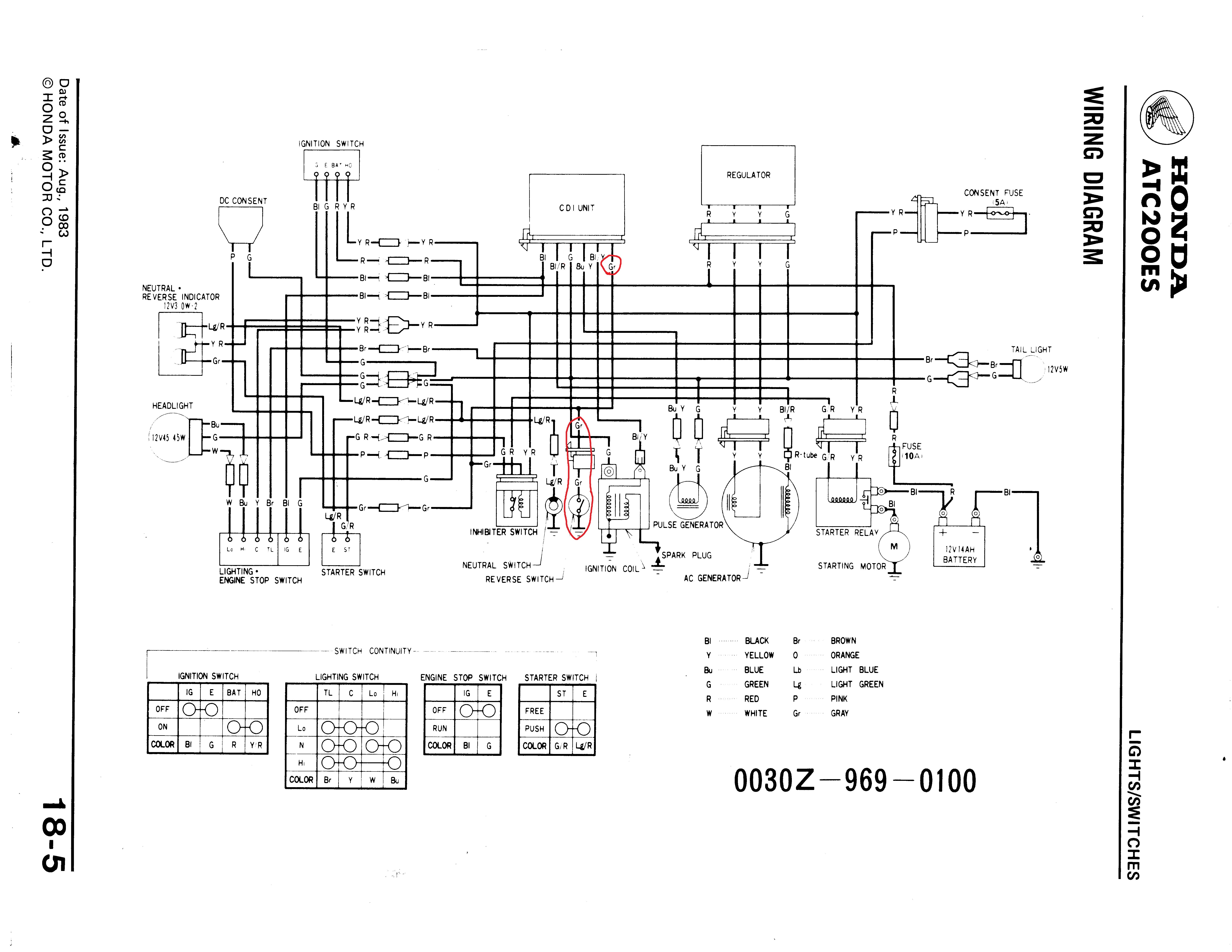 1989 Honda Trx 300 Wiring Diagram Free Picture - Wiring Diagram Replace  solution-display - solution-display.miramontiseo.it | Trx 300 Fourtrax Wiring Diagram For |  | solution-display.miramontiseo.it