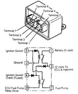 1990 Honda Accord Main Relay Wiring Diagram Schematic Wiring Diagram