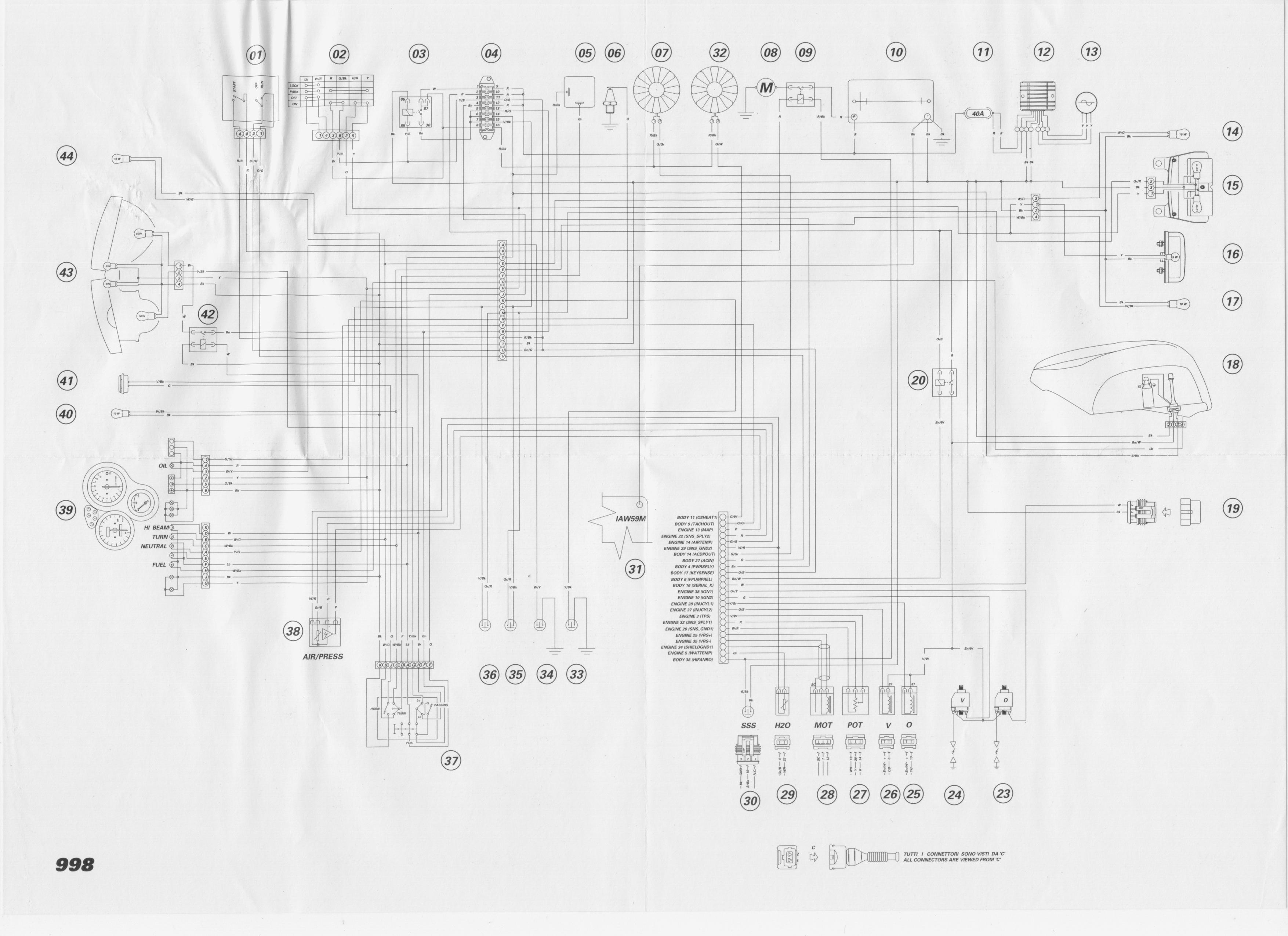 Astounding Wiring Diagram 2002 Ducati Basic Electronics Wiring Diagram Wiring Cloud Genionhyedimohammedshrineorg