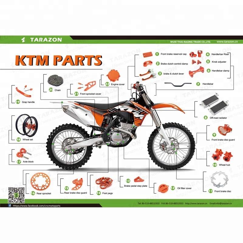 Sz 0159 Honda Dirt Bike Parts Schematic Wiring