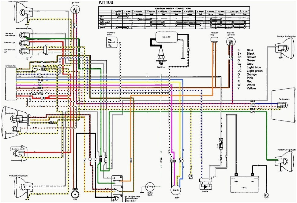 Xrm 110 Wiring Diagram