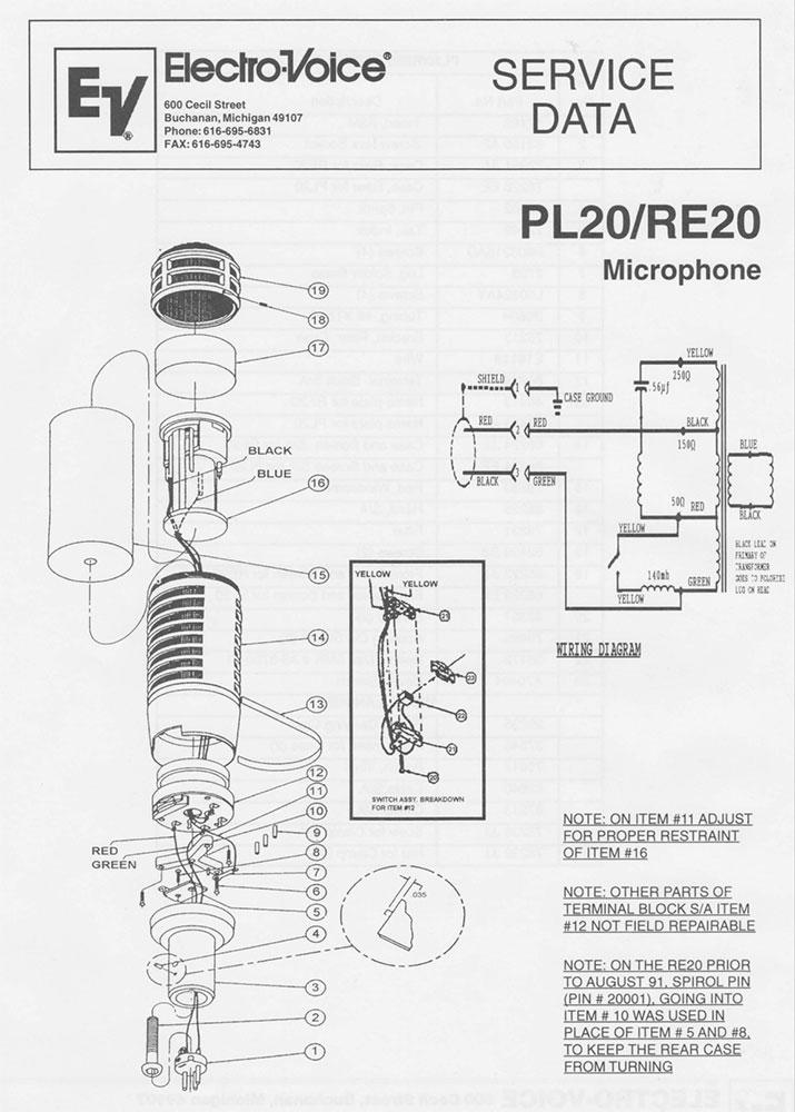 NX_2528] Vintage Microphones Wiring Diagrams Wiring DiagramEffl Hendil Phae Mohammedshrine Librar Wiring 101