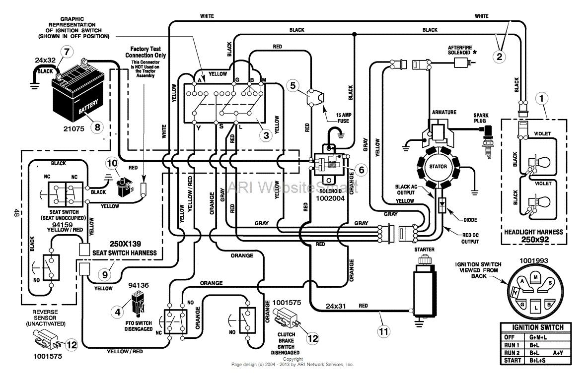 SV 40] John Deere Seat Switch Wiring Diagram Schematic Wiring
