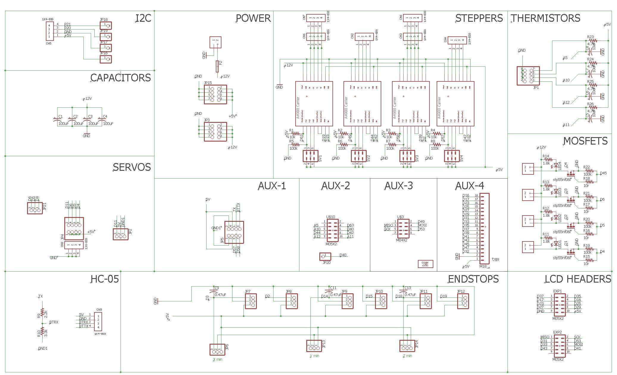 Nodemcu Motor Shield Schematic